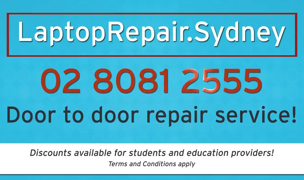 PickupReturn Repair Service Sydney  Screen Repair  Laptop, Notebook \u0026 Tablet