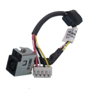 DC Jack with harness / cable - DC Jack repair Toshiba, DELL, HP, Apple Acer, Asus