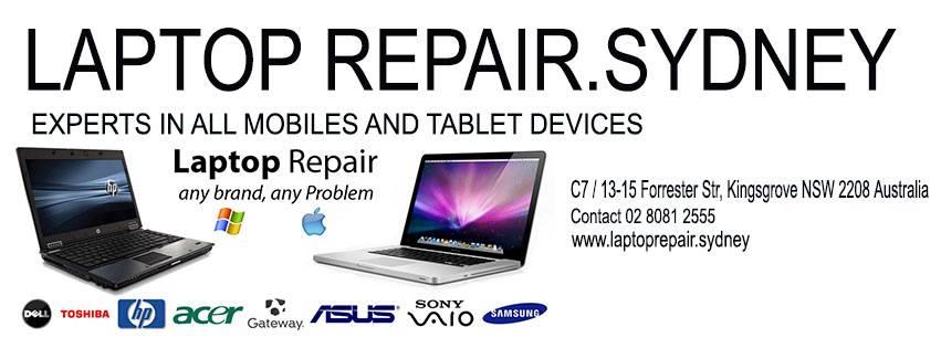 Laptop Repair Sydney   Fix Tablet iPad iPhone Screen Repair and ...