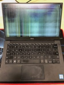 DELL XPS 13 9350 Screen repair Sydney NSW
