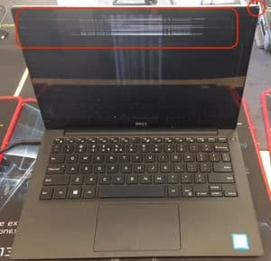 DELL XPS 13 9360 touch screen repair Sydney NSW
