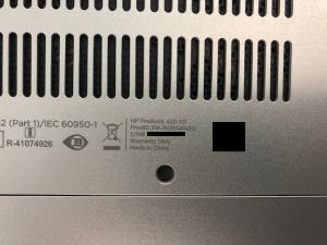 HP 430 G5 - 7