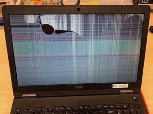 DELL Latitude E5570 Cracked LCD Sydney NSW