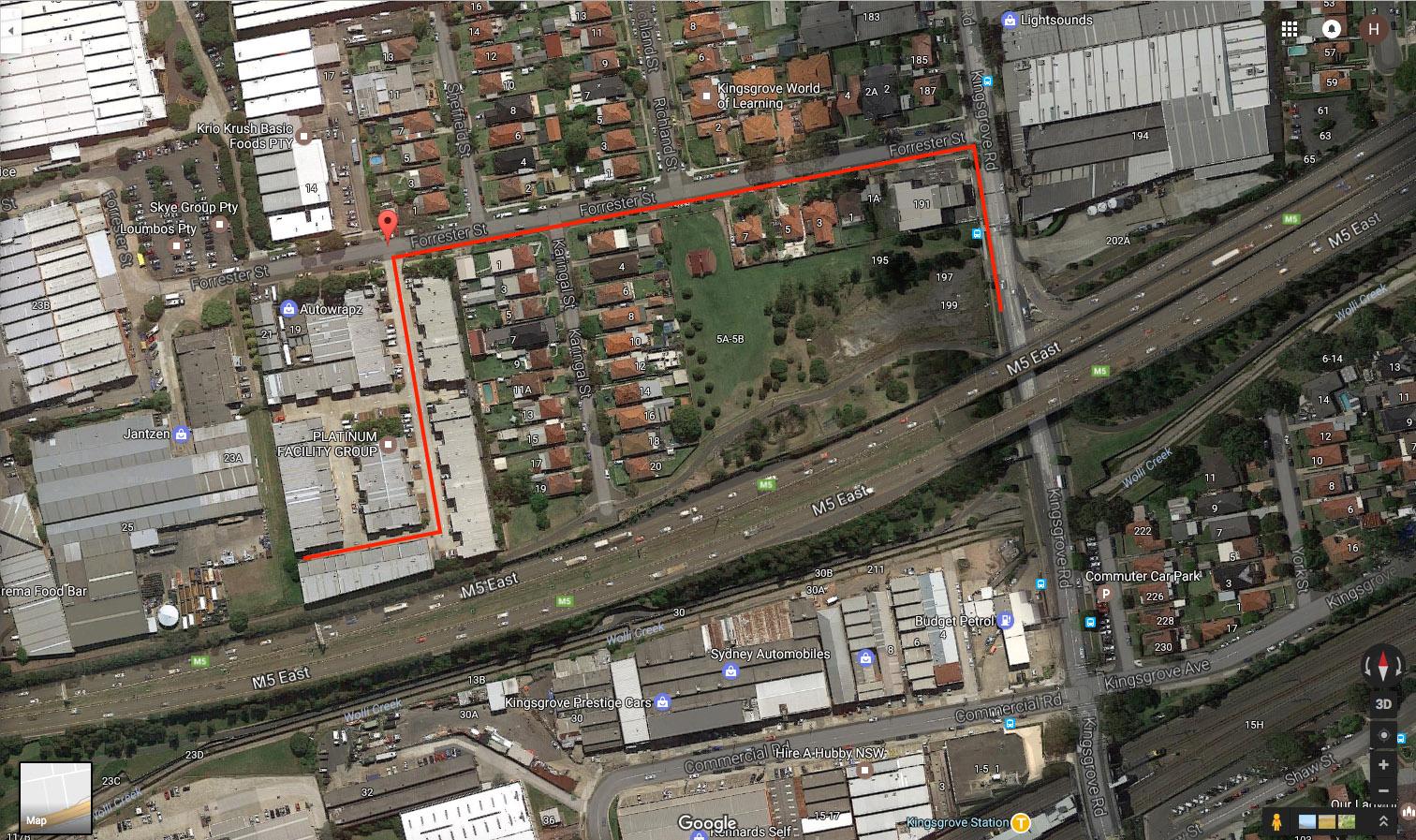 Location Map - Laptop Repair Sydney